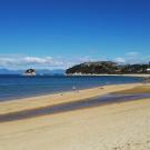 Lenistwo na plaży